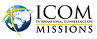 The International Conference On Missions (ICOM) logo